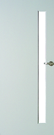 DOOR NEWINGTON XN1 CLEAR DURACOTE 2040 x 820 x 40mm