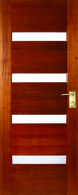 DOOR XS11 SPM TRANSLUCENT 2040 x 820 x 40mm