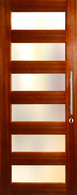 DOOR XS26 TRANSCULENT 2040 x 820 x 40mm