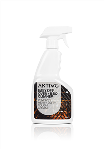 AKTIVO EASY OFF OVEN + BBQ CLEANER 750ml