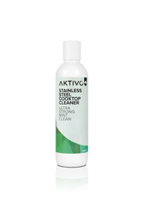 AKTIVO STAINLESS STEEL COOKTOP CLEANER 250ml