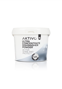 AKTIVO ULTRA CONCENTRATE DISHWASHER POWDER 2kg