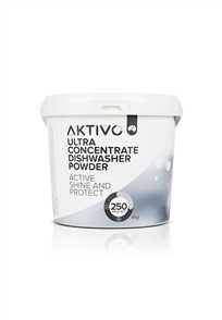 AKTIVO ULTRA CONCENTRATE DISHWASHER POWDER 4kg