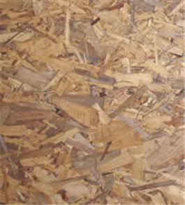 BOARD ORIENTED STRAND (OSB) 2500 x 1250mm