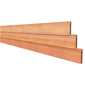 WESTERN RED CEDAR SHIPLAP RANDOM LENGTHS (900mm - 4200mm)