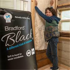 BRADFORD BLACK HYPOALLERGENIC WALL BATTS R1.5