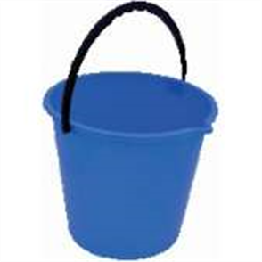 BUCKET SABCO ROUND WITH HANDLE 10lt
