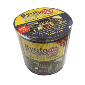 FLASHING TAPE SILVER - BYUTE (BUTYL)