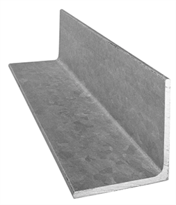 ANGLE GALVANISED (TRADITIONAL) 200 x 100 x 10