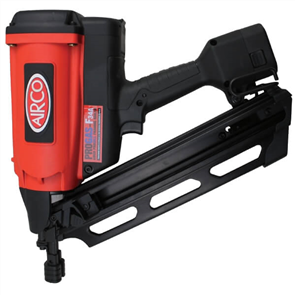 AIRCO GAS FRAMING NAILER TBG3400 - 50-90mm