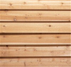 WESTERN RED CEDAR BEVEL SIDING (160mm COVER) 200 x 17 RANDOM LENGTHS