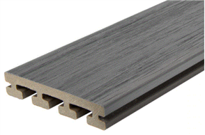 EVALAST DECKING (I SERIES) GROOVED BOARD 135 x 25 x 5400mm
