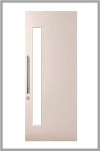 DOOR PMAD 101 CLEAR 2040 X 1020 X 40mm