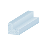 DESIGN PINE PRIMED CORNER MOULD H3 (21mm) 42 x 42 x 5400mm -