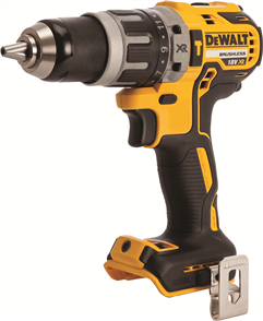 DEWALT 18V HAMMER DRILL DCD796N-XE 18V W/- MULTI VOLT CHARGER & LI ION XR BATTERY