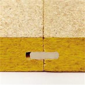 FLOORING PARTICLEBOARD BEIGE TONGUE STANDARD (T&G) 3600 x 900 x 22mm