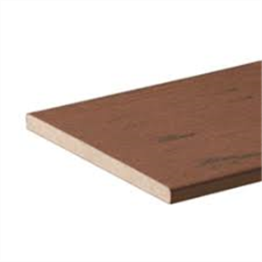 DECKING TERRAIN FASCIA BROWN OAK 300 x 15 x 3600mm