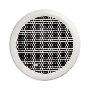 HPM EXHAUST FAN CEILING WHITE ROUND