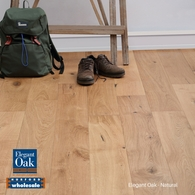 ELEGANT OAK - ENGINEERED FRENCH OAK FLOORING NATURAL 189 x 15mm