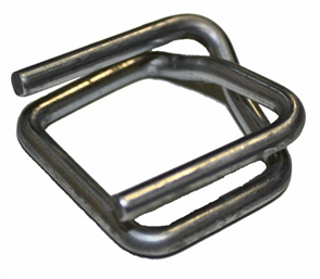 STRAPPING POLY WIRE BUCKLES PK1000