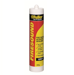 FIRESOUND MASTIC CARTRIDGE GREY 450g