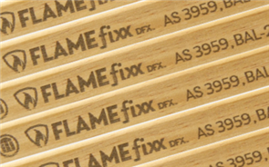 FLAMEfixx BAL-29 H3 MGP10 STRUCTURAL PINE TREATED