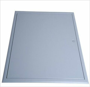 ACCESS PANEL METAL FACED (FEATHERED EDGE) 600x 600mm