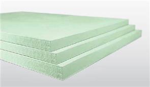 STYROBOARD XPS350 EXTRUDED POLYSTYRENE INSULATION - 2400 x 600mm