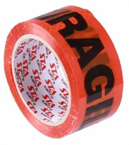 TAPE FRAGILE 48mm x 66M