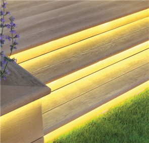 MILLBOARD BULLNOSE / COPING BOARD 150 x 32 x 3200mm
