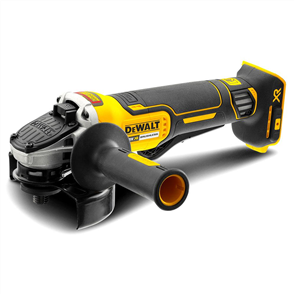 DEWALT DCG406N-XJ BRUSHLESS ANGLE GRINDER (TOOL ONLY) 125mm