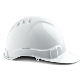 HAT HARD NORTON #410 WHITE