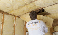BRADFORD GOLD GLASSWOOL CEILING BATTS R4.1