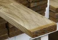 DECKING RADIATA ACQ TREATED KD H3 (18 Rib) 90 x 22