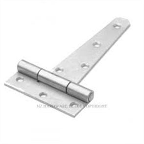 HINGE TEE MEDIUM ZINC PLATED CD2 200mm