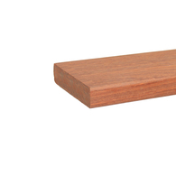 DECKING JARRAH KD DAR RANDOM LENGTHS 130 x 20mm