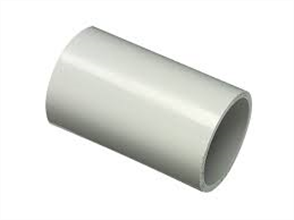 CONDUIT GREY MEDIUM DUTY PLAIN COUPLING 25mm