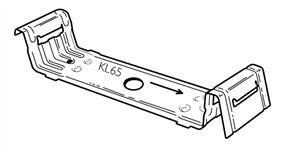 ROOFING KLIP-LOK #406 FIXING CLIP