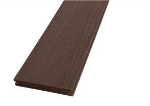 DECKING (NEW TECHWOOD) COMPOSITE TERRACE RANGE US49 GROOVED EDGE 138 x 25 x 5400mm