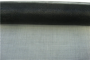 INSECT SCREEN (FLYWIRE) BLACK FIBREGLASS