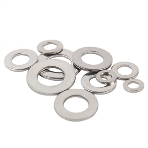 WASHERS FLAT STAINLESS STEEL #316