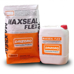MAXSEAL FLEX KIT POWDER & LIQUID (2 PARTS)