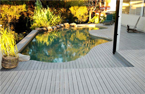 MODWOOD DECKING BOARD BLACKBEAN 88 x 23 x 5400mm