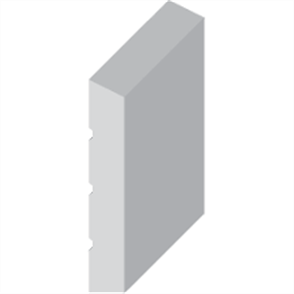 ONETRIM PRIMED RADIATA F / J BEVEL (AS3) 138 x 18 x 5400mm