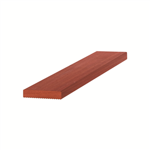 DECKING PACIFIC JARRAH RANDOM LENGTHS 140 x 19mm