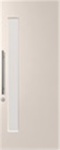 DOOR PMAD 101 GL CLEAR  2040 x 820 x 40mm