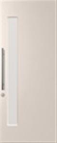 DOOR PMAD 101 GLAZED TRANSLUCENT