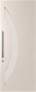 DOOR PMAD 111 GLAZED CLEAR 2040 x 820 x 40mm
