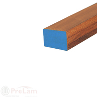 MERBAU FINGERJOINTED DAR PENCIL ROUND KD 42 x 42 x 5400mm
