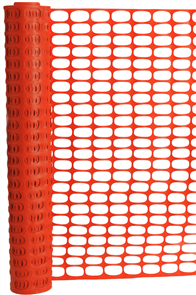SAFETY BARRIER MESH (8KG) 1000mm X 50M